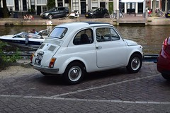 Fiat Nuova 500 1970 (TedXopl2009) Tags: 4803ne fiat nuova 500 amsterdam cwodlp sidecode2