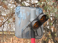 School Crossing with Flashers - Wattle St, Malvern (RS 1990) Tags: malvern wattlest schoolcrossing signals adelaide southaustralia thursday 28th july 2016