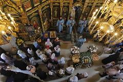 """Commemoration Day of the Smolensk Icon of the Mother of God """"Hodegetria"""" / Праздник иконы Пресвятой Богородицы Смоленской Одигитрии (75)"""