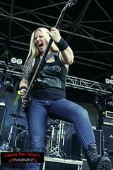 Stonehenge, Steenwijk 30-7-2016-9003 (DarknightJo_Photography) Tags: izegrim stonehenge festival metal concert steenwijk juli 2016 female rock singer marloes jeroen bart ivo