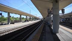 D100.103 Captrain LIS 70364 da Busca a Torino Orbassano F.A. in transito a Torino Lingotto (simone.dibiase) Tags: d100 linea torino orbassano modane bussoleno bardonecchia merci stazione mf sncf scalo fascio arrivi captrain italia francia italy france collegno 103 lis locomotiva isolata locomotive 70364