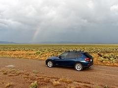Great Basin Highway, Lake Valley, Dirty X1 (darthjenni) Tags: basinandrangeprovince greatbasindesert lincolncounty nevada us93 baker unitedstates us