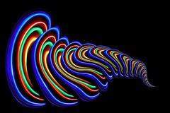 magic multiplying flying saucers (HansHolt) Tags: flyingsaucer vliegendeschotel fliegendeuntertasse soucoupevolante platillovolador magic multiplying vanishingpoint verdwijnpunt perspective perspectief feedback herhaling fingerlights led vingerlampjes rotation rotatie abstract olympusmju9010 olympusstylus9010
