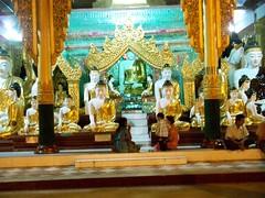 Shwedagon_Pagoda_Yangon (55) (Sasha India) Tags: myanmar yangon temple journey buddhism