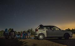 IMGP1754 (David S. Daz) Tags: pentax nikon canon estrellas sky nocturna noche grupo personas cielo night