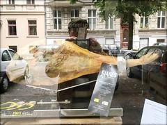 der beste Schinken der Welt (PIKTORIO) Tags: berlin germany jamon ham smoked spain spanish gammon window street reflection glass display shopfront store facade piktorio kreuzberg food iphone telegraphics