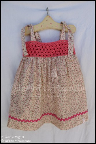 "Vestido ""Sweet Pea Princess"""