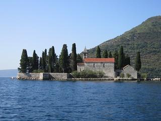 Perast: Sveti Đorđe (St. George Island)