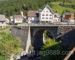 REU065 Gotthardstrasse Bridge over the Gotthardreuss River, Hospental, Uri, Switzerland (jag9889) Tags: 2016 20160823 alpine arch archbridge bridge bridges brcke ch cantonofuri centralswitzerland crossing europe gotthardreuss gotthardstrasse helvetia hospental infrastructure innerschweiz kantonuri outdoor pont ponte puente reuss river roadbridge schweiz stone suisse suiza suizra svizzera swiss switzerland uri zentralschweiz jag9889