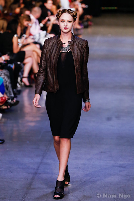San Diego Fashion Week 2014 - SS 15 Collection - J.L. Rocha Collection