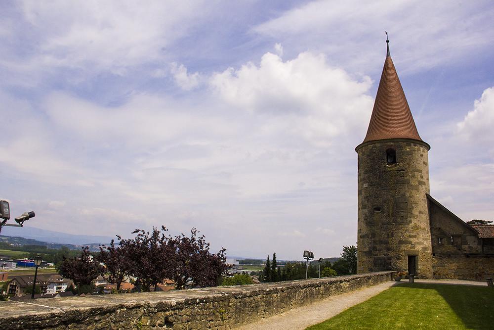 Torre de Gravenau