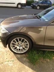 BMW Serie 1 - Detailing - Client (UECar) Tags: wheel 1 iron bmw serie motorsport detailing remover jante entretien wetcoat gyeon