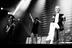 Roxette @ HMH Amsterdam 2015-6 (stonechambermedia) Tags: show bw white black amsterdam marie canon concert tour live per roxette hmh gessle fredriksson