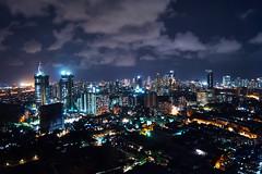 Mumbai Night City