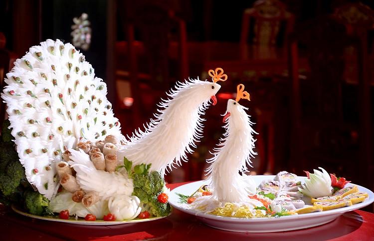 Kết quả hình ảnh cho món ăn bàn tay gấu trong ẩm thực cung đình huế