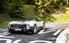 Zonda F. (Alex Penfold) Tags: italy white cars alex car super f autos coupe supercar zonda supercars pagani penfold 2016 raduno