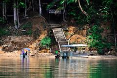Tasik Kenyir (chooyutshing) Tags: waterfallsoak airterjinsoak tasikkenyir kenyilake jetty leisure terengganu malaysia
