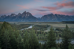 Snake River Overlook (Jeremy Duguid) Tags: grand teton national park tetons snake river overlook sunrise dawn morning travel nature jackson hole wyoming wy western usa curves peaks clouds color colors colours rockies mountain mountains range traveling jeremy duguid sony a7r2 beauty
