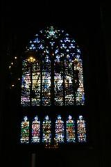 Oostende (Karyatis) Tags: oostende ostend belgium belgique belgie karyatis church stpeterandpaul neogothic catholic temple glass stainedglass