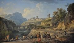 """Lens (Pas-de-Calais) - Muse du Louvre-Lens - """"L'Ingnieur Perronet ..."""" (Joseph Vernet, 1774) (Morio60) Tags: lens louvrelens pasdecalais 62 muse vernet"""