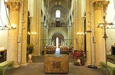 Auvergne, France - L'glise romane de Saint-Nectaire 04 (Markus Lske) Tags: france church saint frankreich kirche romano glise eglise auvergne romane romanisch saintnectaire stnectaire nectaire lueske lske