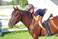 IMG_2543 (SJH Foto) Tags: horse show rider action shot dressage wtc walk trot canter teens teenagers girls