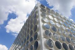 Ravel Residence Reflex (Matthijs Borghgraef | Kwikzilver) Tags: matthijsborghgraef kwikzilver dutch modern architecture amsterdam building facade detail