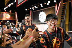 TSM vs P1 (lolesports) Tags: nalcs summersplit2016 nalcssummersplit2016 week8day2 p1 phoenix1 pirean inori victorywalk faninteraction losangeles california usa