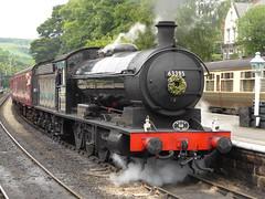 Class Q6 63395 (Jackie & Dennis) Tags: grosmont nymr q6 northyorksmoorsrailway 63395