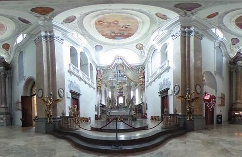 Basilika St. Mang - Füssen #theta360