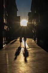 Evening walk (amateur72) Tags: architecture rouen fujifilm colombages halftimberedhouses xt1 vieuxquartiers