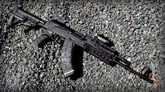AK-47 Rifle Skin Kalashnikov (GunkSkins) Tags: ak rifles assault guns mags weapons ak47 firearms kalashnikov tactical saiga tacticool gunskins