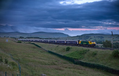 Morning moods (RF100) Tags: 2016 90 90042 geneseewyoming beds brel britain britishrailengineering caledoniansleeper class90 cumbria electrichaulage electricloco electriclocomotive england franchise freightliner gbrailfreight gbrf gec geneseeandwyoming haulage hauling intermodal loco locomotive locomotives night overnight passengertrain publictransport railfreight railway railways scottishsleeper scottishsleepers scoutgreen serco shap sleeper sleeping train trains transport travel travelling uk unitedkingdom