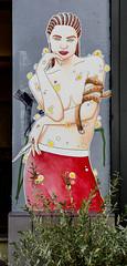 HH-Wheatpaste 2989 (cmdpirx) Tags: street city urban streetart color colour art up wall cutout germany painting paper graffiti chalk stencil nikon paint artist drawing wand wheatpaste paste glue hamburg cement can spray your pasted marker piece aerosol pastup farbe pastie stift kleber reclaim dose wheatepaste schablone kreide pappe kleister spraydose kuenstler d7100