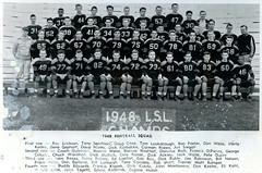 Ashtabula High School Football 1948 (Ashtabula Archive) Tags: ashtabulahighschool football 1948 1949