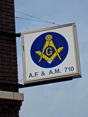 Masonic Lodge, Farmer City, IL (Robby Virus) Tags: farmercity illinois masonic lodge temple masons freemasons fraternal organization
