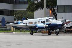 N30GB   Volpar Turboliner II (Beech 18)   GB AirLink (cv880m) Tags: lauderdale fll kfll florida fortlauderdale ftlauderdale n30gb beechcraft beech beech18 b18 gbairlink volpar turboliner