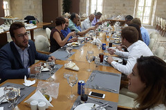Day 4 | Lunch with Union-mayors in Zahle (davidvankeulen) Tags: republieklibanon rpubliquelibanaise middleeast middenoosten afrikaeurazi lebanon libanon liban westbeqaa westbeka beka beqaa biq becaa westbekaavalley bekaavallei vngi vnginternational missie mission gemeentedenhaag gemeentealmere cityofthehague thehague peace justice peaceandjustice vrede recht vredeenrecht denhaag almere dmi localgovernance decentralization participatory localdevelopment training workshop assist support steun ondersteuning advies logorep localgovernmentresilienceprogramme resilience veerkracht minbuza ministerievanbuitenlandsezaken ministryofforeignaffairs davidvankeulen davidvankeulennl davidcvankeulen urbandc europe