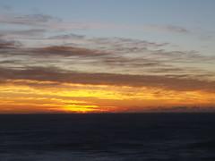 sunrise, royal national park (FrederickMcdonald) Tags: sunrise nationalpark light sky clouds water ocean waves outdoors wild nature travel roadtrip olympus