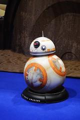 bb8 (coffeebucks) Tags: droid droids bb8 starwars starwarscelebration starwarscelebrationeurope swce londonexcel londonexcelcentre starwarscelebration2016 starwars2016