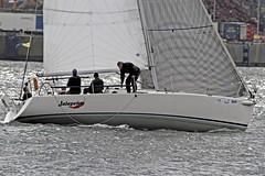 """Jalapeno"" J 105 (winchman2010) Tags: sailing segeln regatta yachts boats kiel baltic ostsee welcomerace"