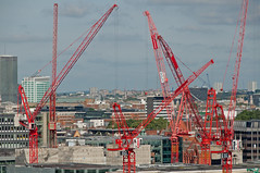 _DSC8643 copy (NRM the 2nd) Tags: goldmansachs wolffkran 500b 100b 355b htc htcwolffkran london 2016 construction towercrane wolffkran355b