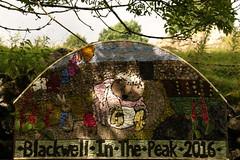 Blackwell Well Dressing 2016 (Derbyshire Harrier) Tags: blackwellinthepeak welldressing 2016 summer craft tradition peakdistrict peakpark limestone petals whitepeak beatrixpotter thetaleofmrstiggywinkle hedgehog rabbits ash