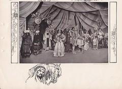 Scene 10 of a 1900 production of Ben Hur (mharrsch) Tags: benhur play presentation lewwallace production novel souvenirbooklet publicdomain 1900 mharrsch