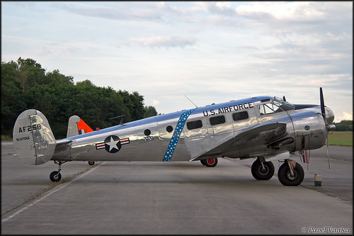 Beechcraft C-45H Expeditor
