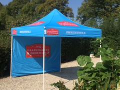 Quick Folding Tent - Thema Tent (1)