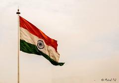Indian National Flag | Tiranga (mrinal pal photography) Tags: new india place flag delhi connaught mrinal
