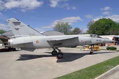 "Fuerza Aérea Española Dassault Mirage F-1EDA C-14C-77 LECU 19-04-15 (Axel J. ✈ Aviation Photography) Tags: fuerzaaéreaespañola dassault mirage f1 c14c77 lecu madrid ""cuatro vientos"" museum flugzeug luftfahrt fluggesellschaft flughafen flugplatz aircraft aviation airline airport airfield vliegtuig luchthaven avion aeropuerto aviación aviação aviones"