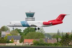 PH-MJP_20150509_38936_1920 (Black Labrador13) Tags: plane aircraft air civil denim 100 avion airliners bru vliegtuig fokker ebbr phmjp