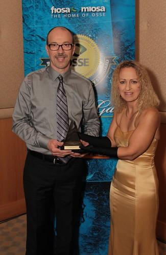 OSSE Certification Award
